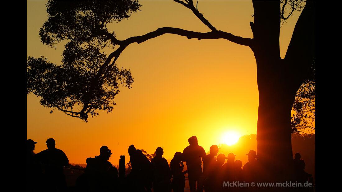 Impressionen - Rallye Australien 2015