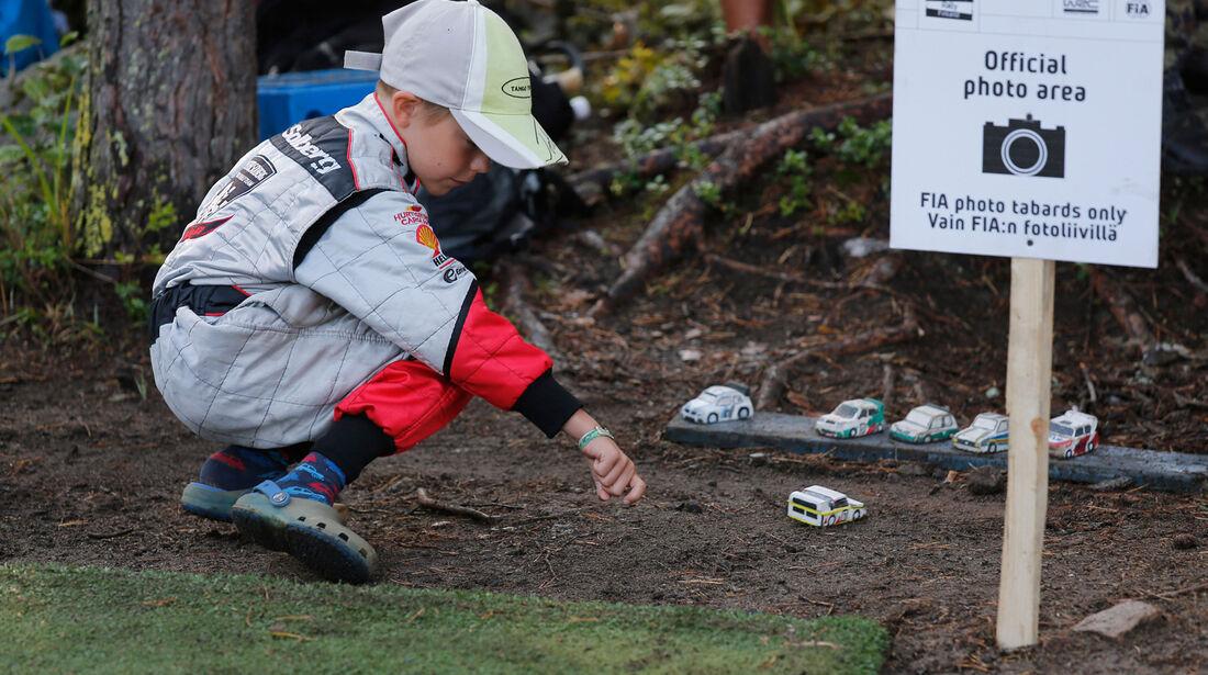 Impressionen - Rallye Finnland 2014