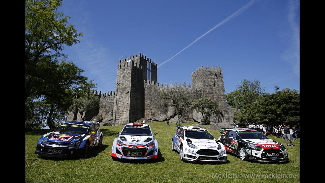 Impressionen - Rallye Portugal 2015