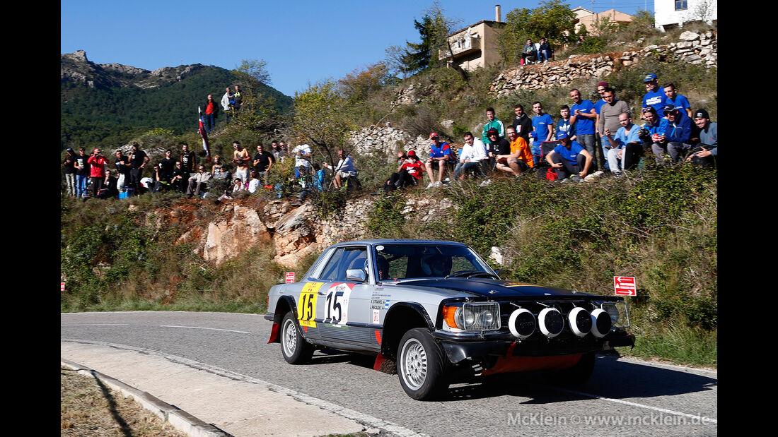 Impressionen - Rallye Spanien 2016