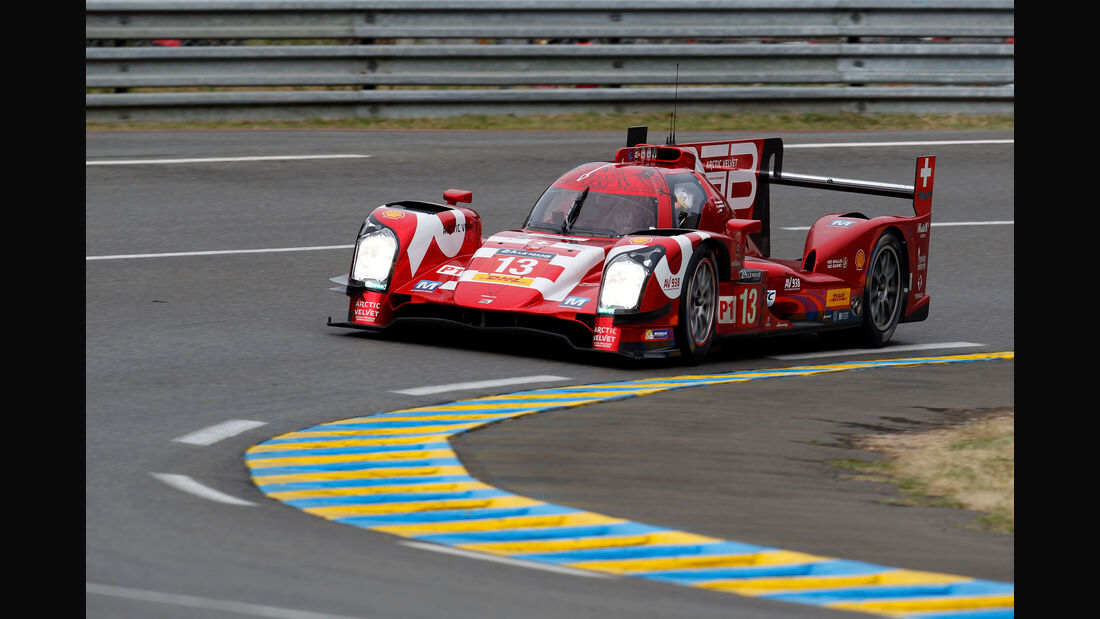 Impressionen - Rebellion Racing - Rebellion R-One - AER - 24h-Rennen Le Mans 2015 - Mittwoch - 11.6.2015