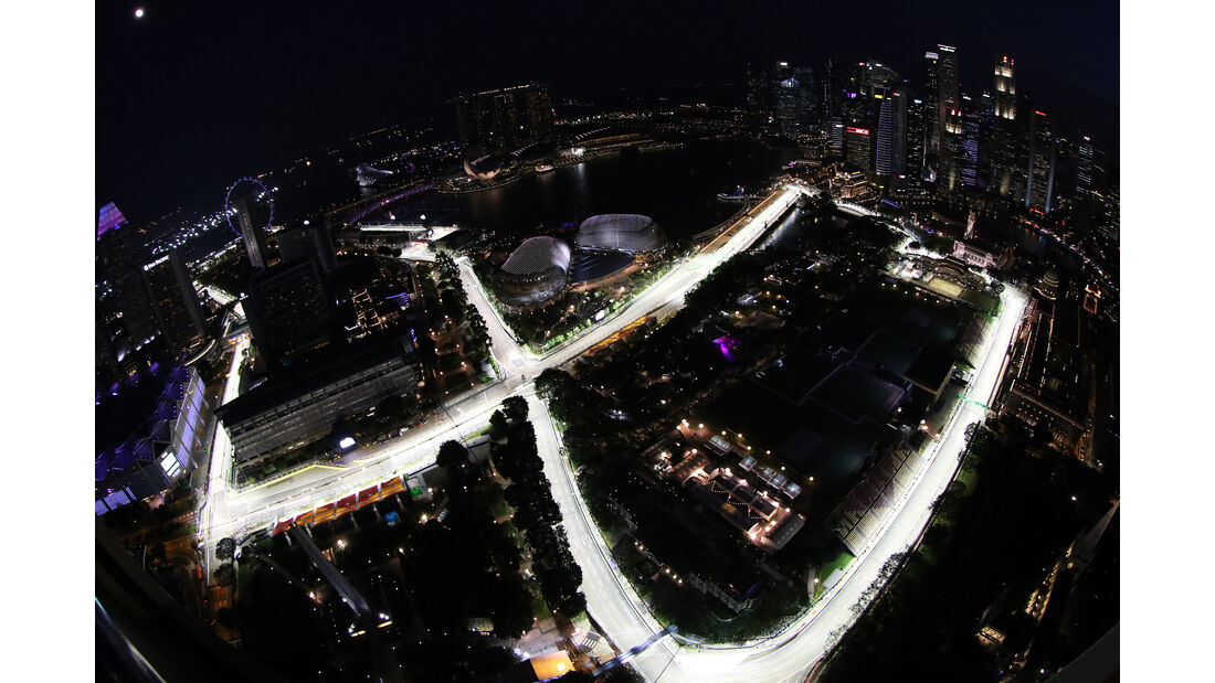 Impressionen - Red Bull - Formel 1 - GP Singapur - 15. September 2016