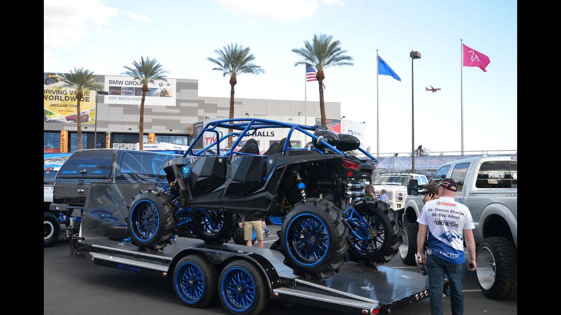 Impressionen - SEMA Show 2015 - Las Vegas