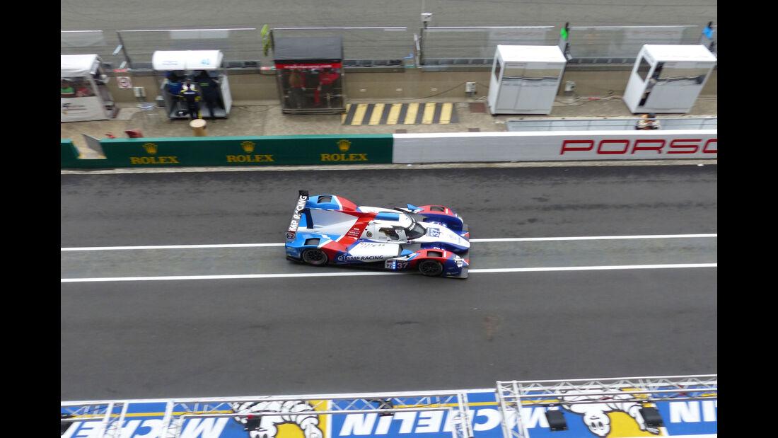 Impressionen - SMP Racing - BR01 - Nissan - 24h-Rennen Le Mans 2015 - Mittwoch - 11.6.2015