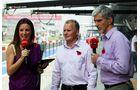 Impressionen Sky - Formel 1 - GP Indien - 27. Oktober 2012