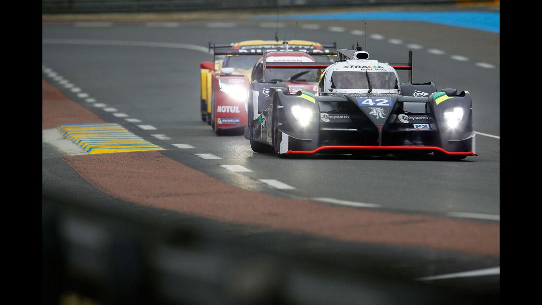 Impressionen - Strakka Racing - Dome S103 - Nissan - 24h-Rennen Le Mans 2015 - Mittwoch - 11.6.2015