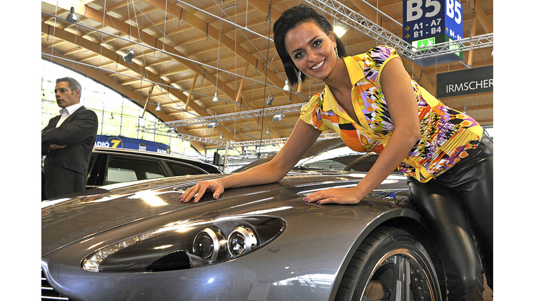 Impressionen Tuning World Bodensee 2010, Miss Tuning 2010