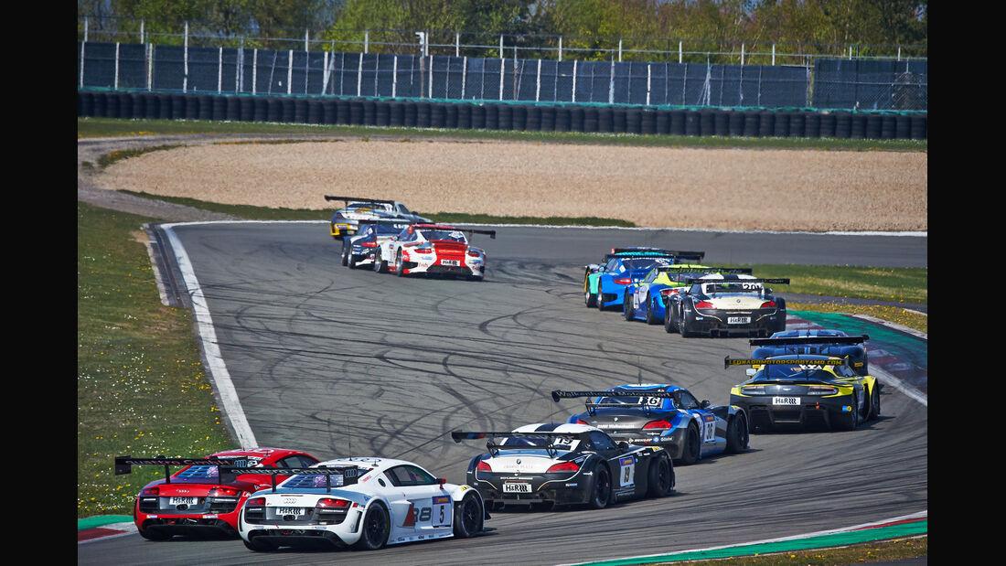 Impressionen - VLN Nürburgring - 2. Lauf - 12. April 2014