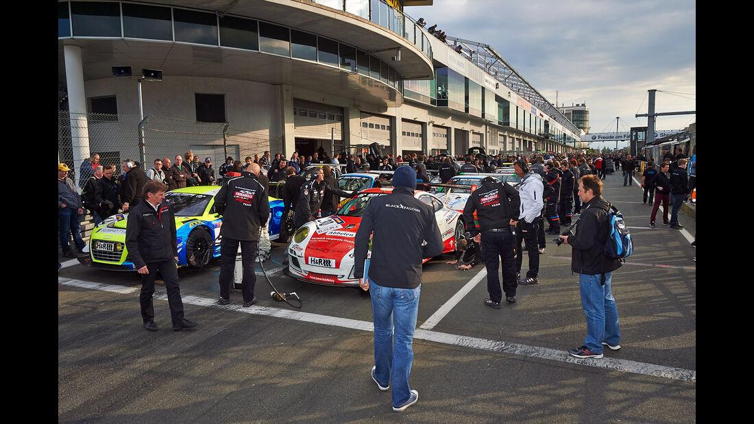 Impressionen - VLN Nürburgring - 3. Lauf - 26. April 2014