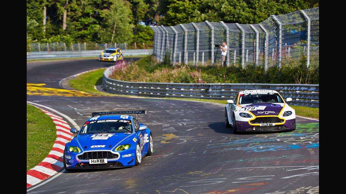 Impressionen - VLN Nürburgring - 6. Lauf - 2. August 2014