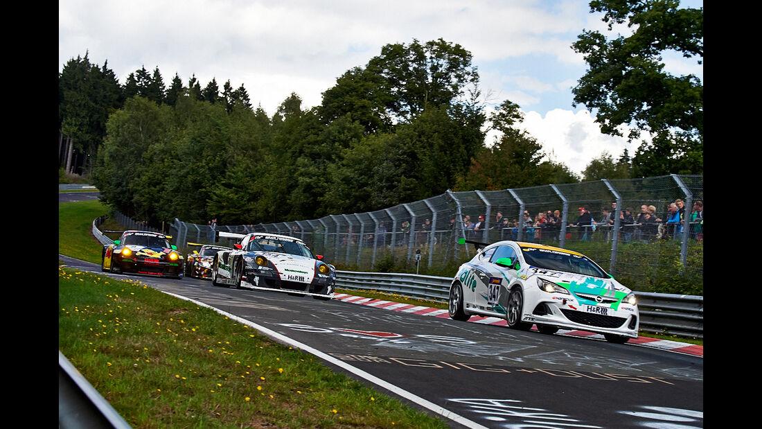 Impressionen  -VLN Nürburgring - 7. Lauf - 23. August 2014