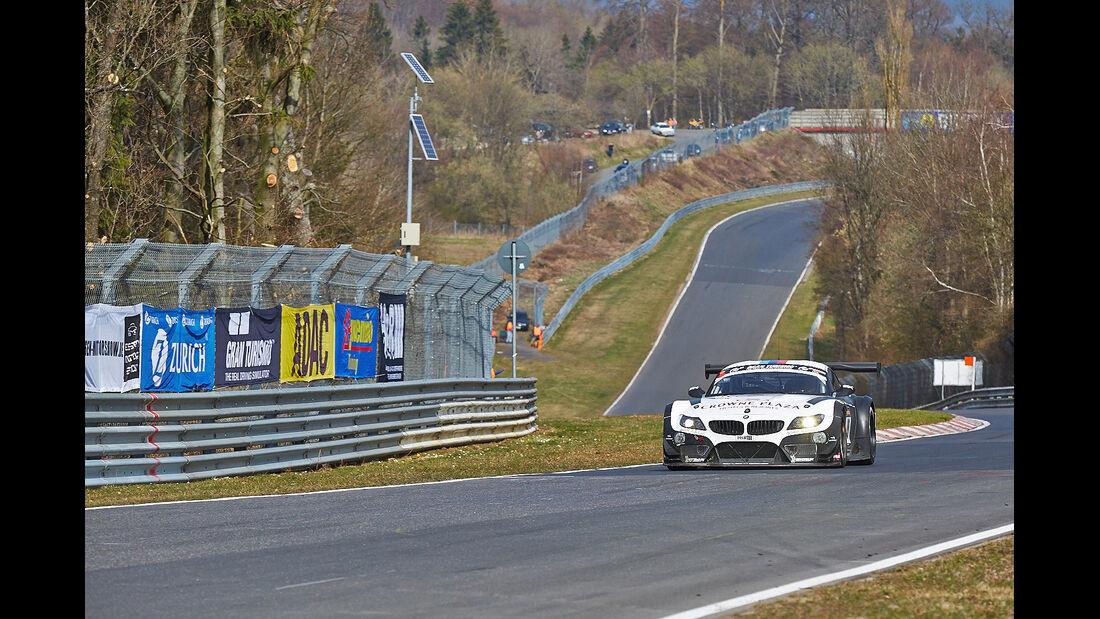 Impressionen - VLN - Nürburgring Nordschleife - 29. März 2014