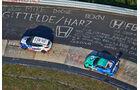 Impressionen - Vogelperspektive - 24h-Rennen Nürburgring 2014 - 22. Juni 2014