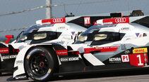 Impressionen - WEC - Sportwagen-WM - Austin - di Grassi/Kristensen/Duval - Aud R18 etron - 20. September 2014
