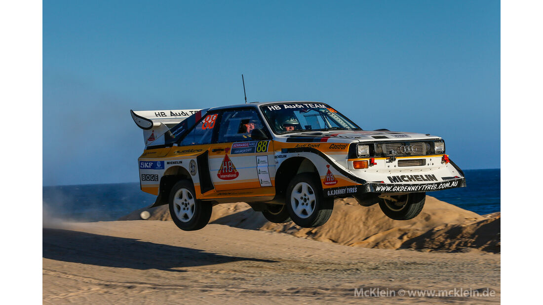 Impressionen - WRC Australien 2016