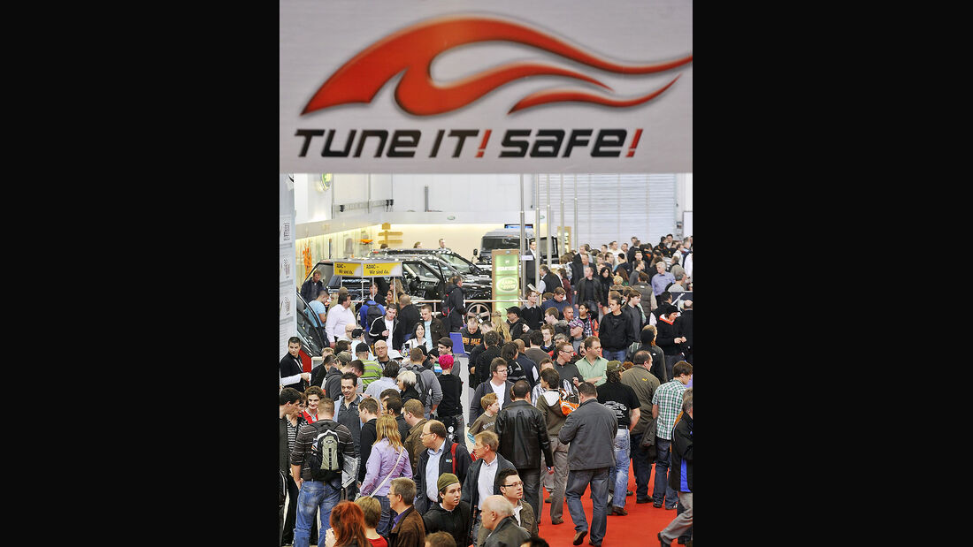 Impressionen von der Essen Motor Show 2009