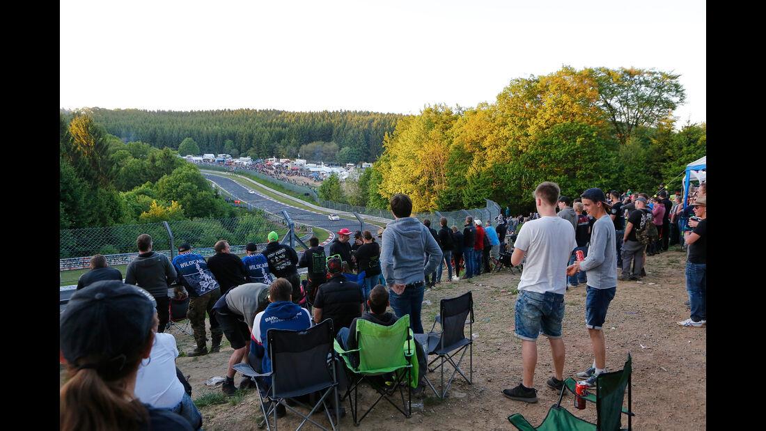 Impresssionen - 24h-Rennen Nürburgring 2017 - Nordschleife
