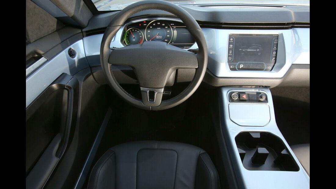 In-Eco, IAA, Cockpit