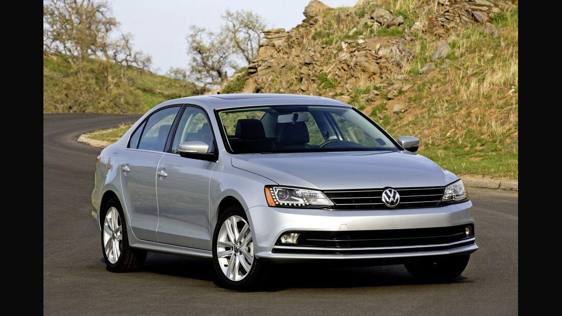In den USA lieferte VW im Juli fast 14 Prozent weniger Autos aus als noch im Vorjahr.