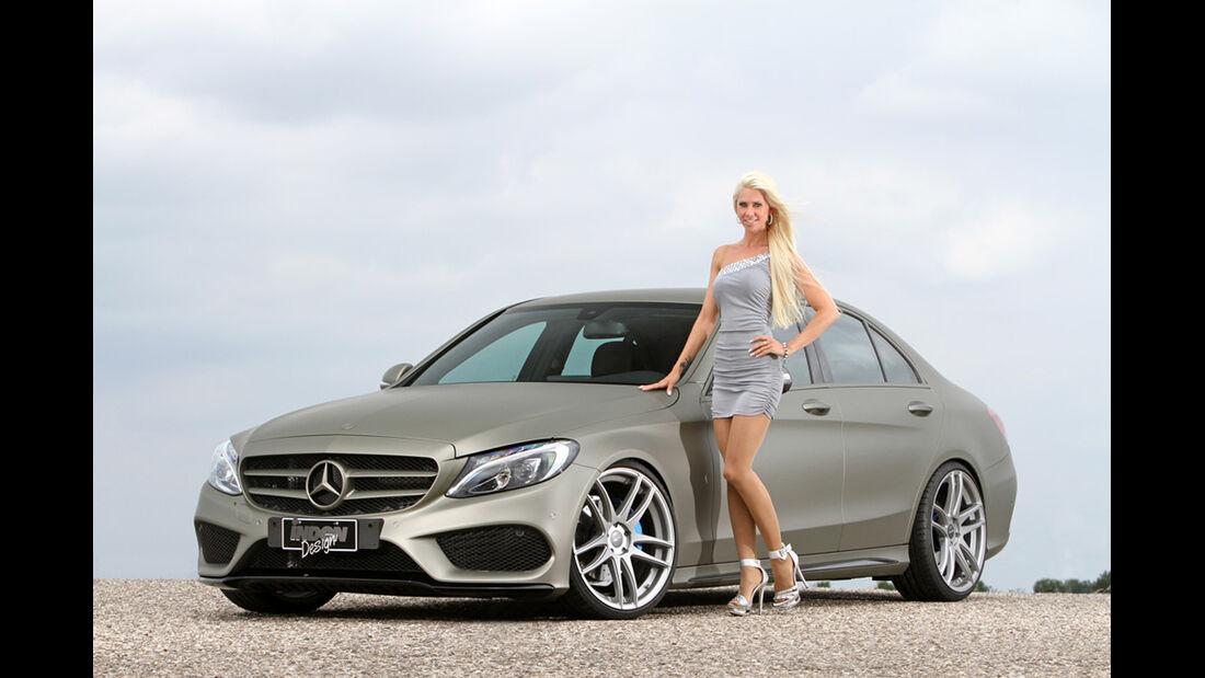 Inden Design - Mercedes C-Klasse W205 - Tuning