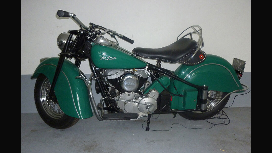 Indian Chief 347