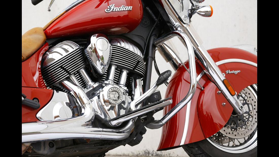 Indian Chief Vintage, Motor