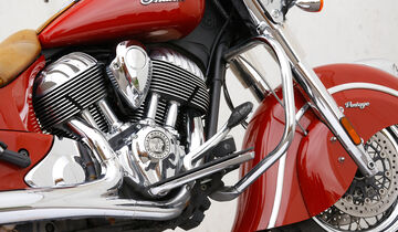 Indian Chief Vintage, Motor