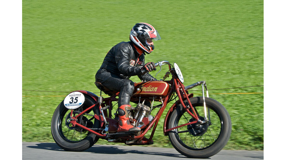 Indian Scout-Racer