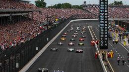 Indy 500 - 2019 - Start