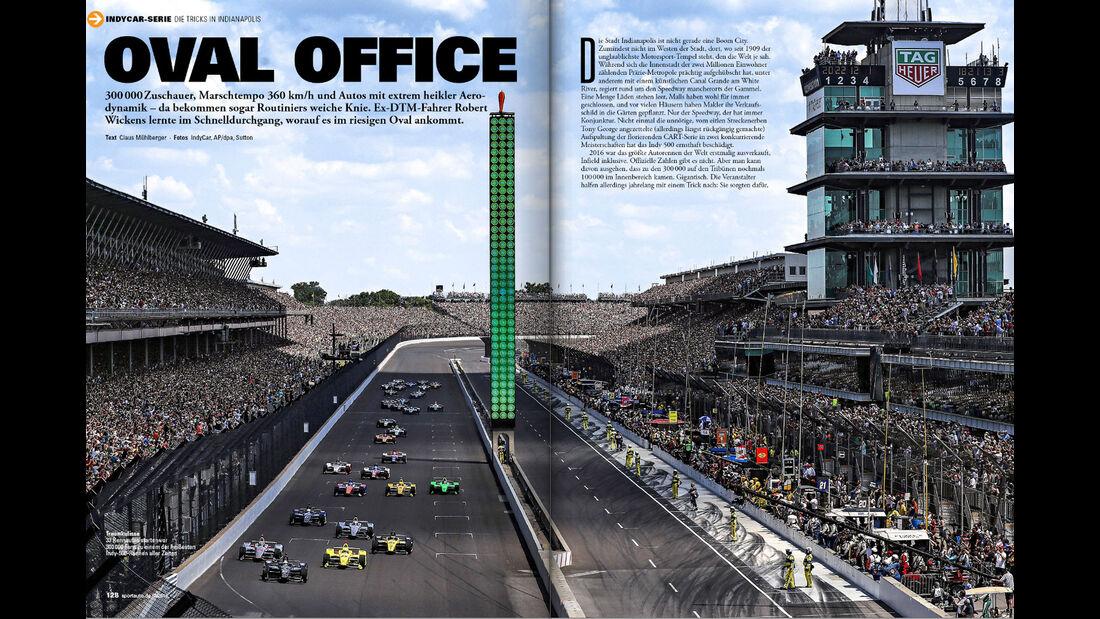 Indy 500 - Screenshot - sport auto 7/2018
