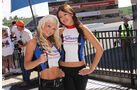 Indy Car Grid Girl