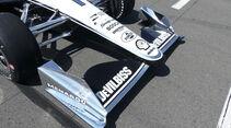 IndyCar 2017 - Chevrolet - Aero-Kit