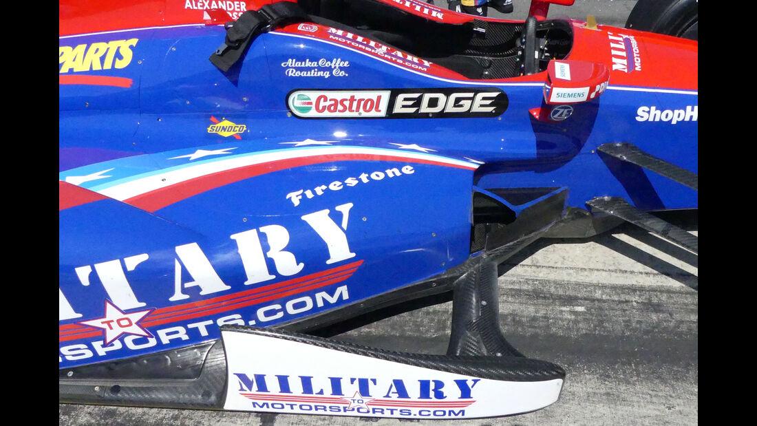 IndyCar 2017 - Honda - Aero-Kit