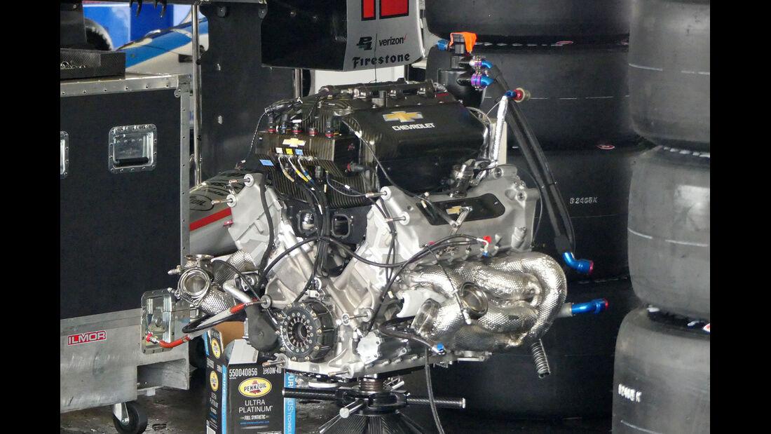 IndyCar 2017 - Motor - 2,2-Liter-V6-Turbo - Chevrolet