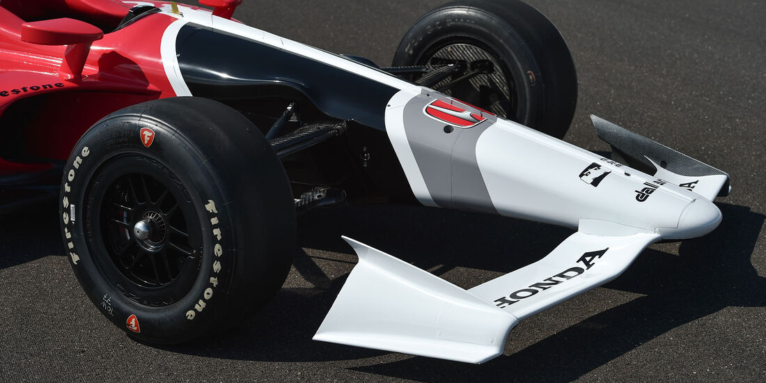 IndyCar 2018 - Aero-Kit - Motorsport