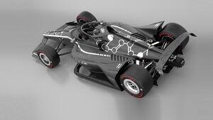 IndyCar - Aeroscreen - Concept - 2019