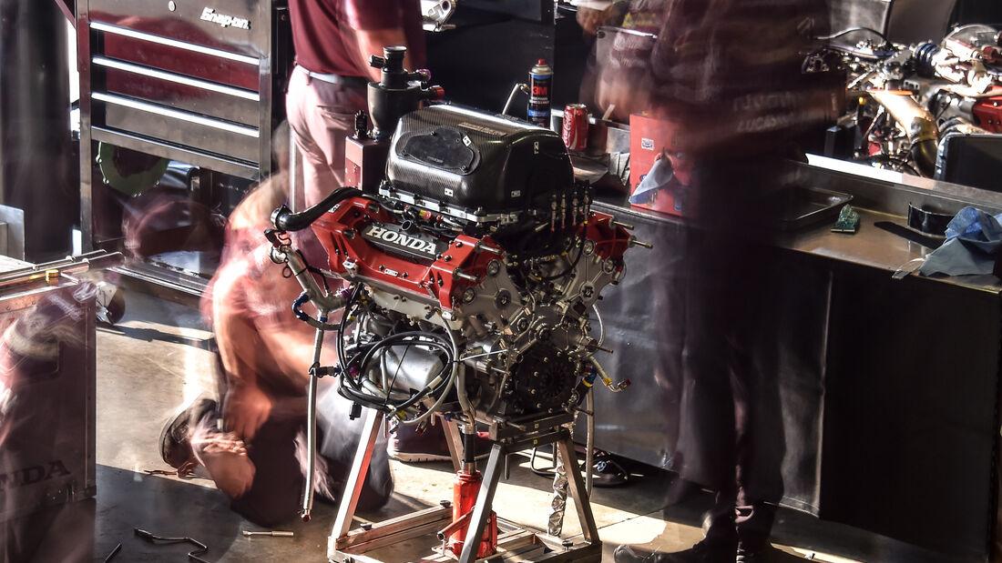 IndyCar-Motor Honda 2015