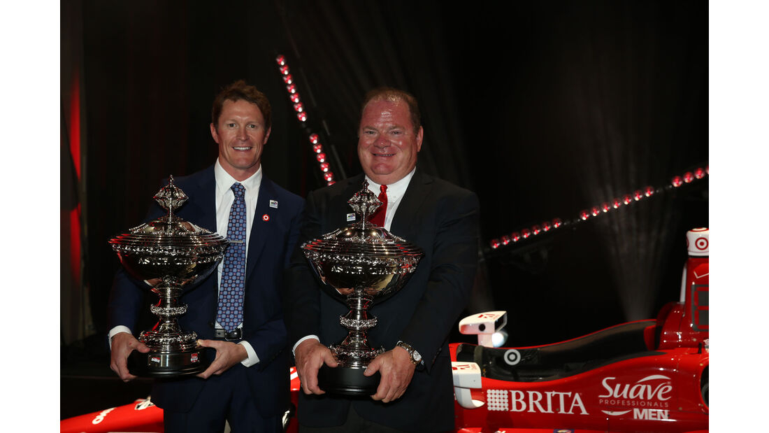 IndyCar - Motorsport - Dixon - Chip Ganassi