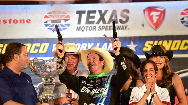 IndyCar - Motorsport - Dixon - Texas