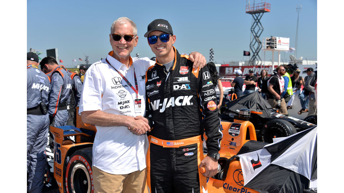 IndyCar - Motorsport - Grahal