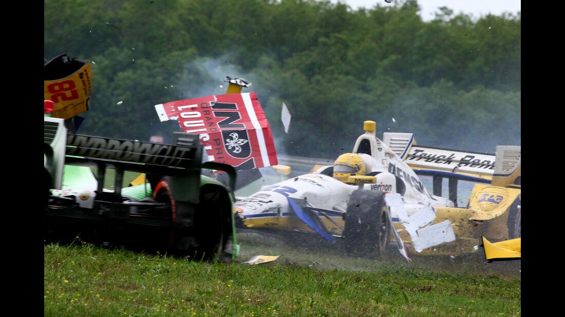 IndyCar - Motorsport - Jakes - New Orleans