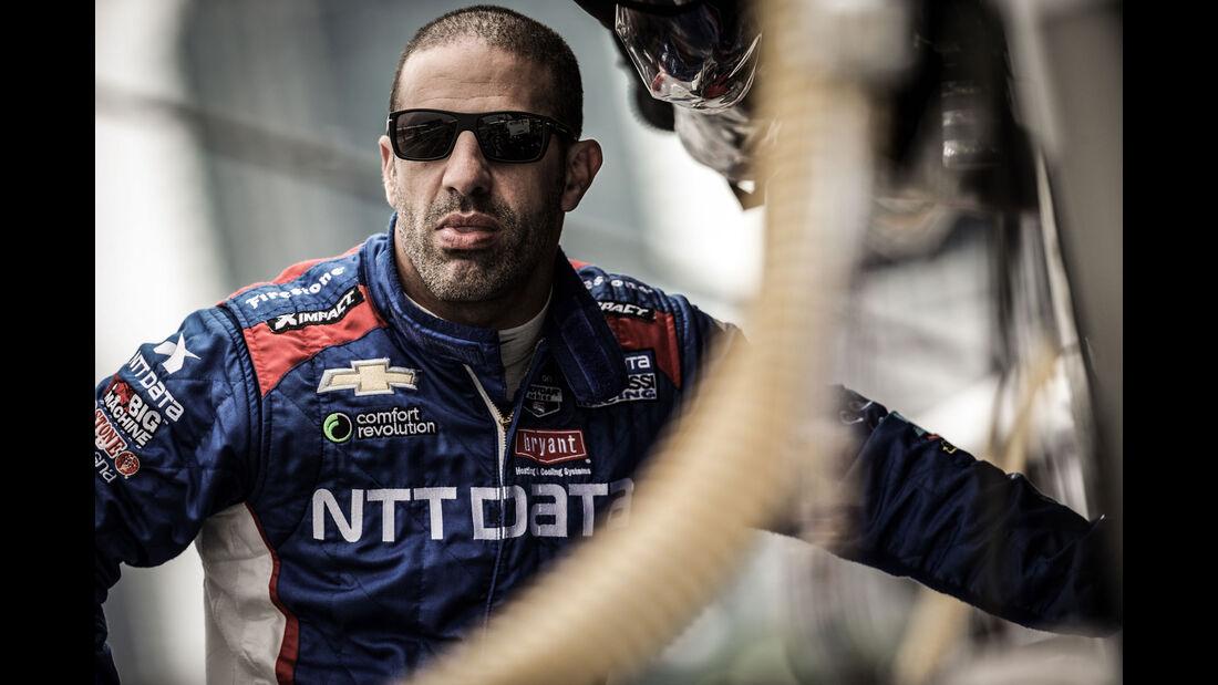 IndyCar - Motorsport - Kanaan