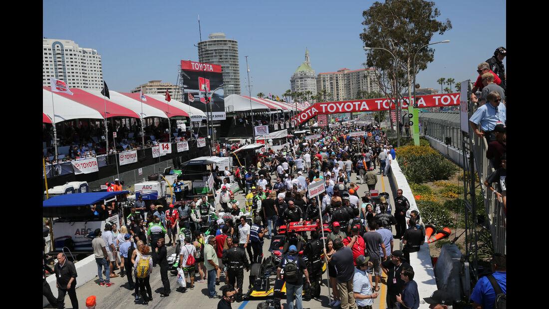 IndyCar - Motorsport - Long Beach
