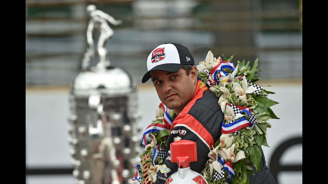 IndyCar - Motorsport - Montoya - Indy 500