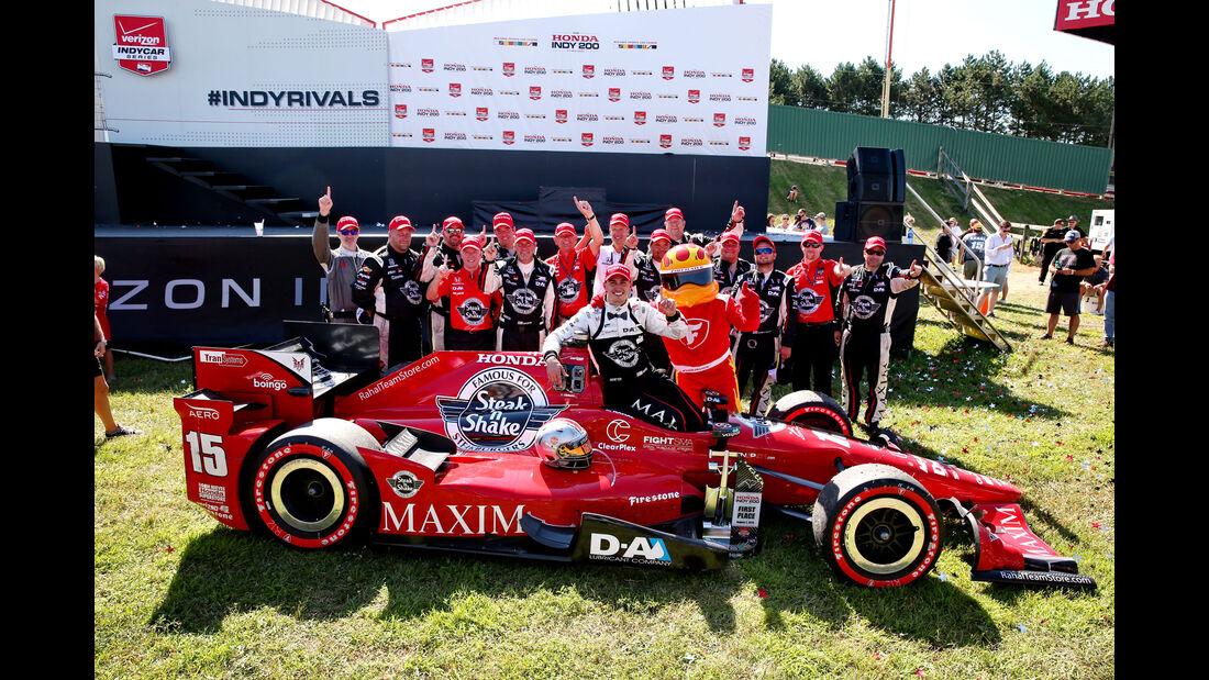 IndyCar - Motorsport - Rahal