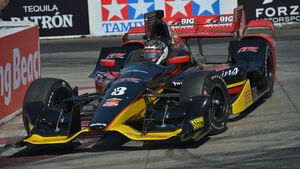 IndyCar - Motorsport - Saavedra - Long Beach