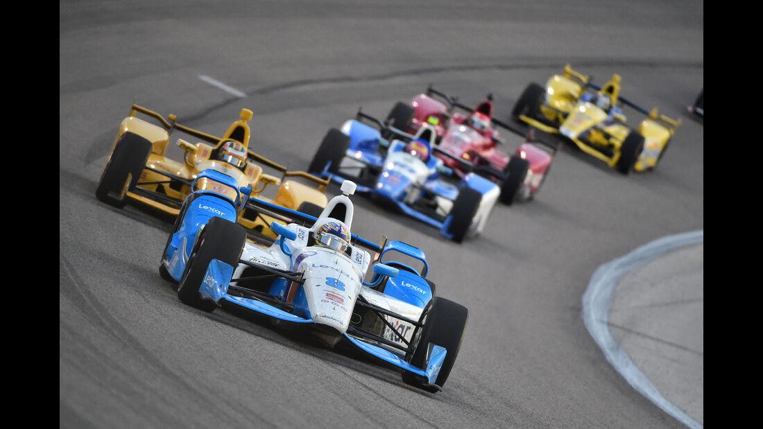 IndyCar - Motorsport - Sage Karam