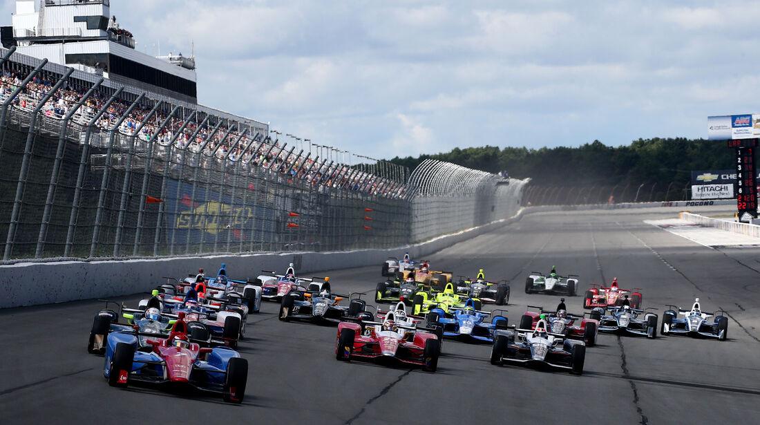 IndyCar - Pocono 2016