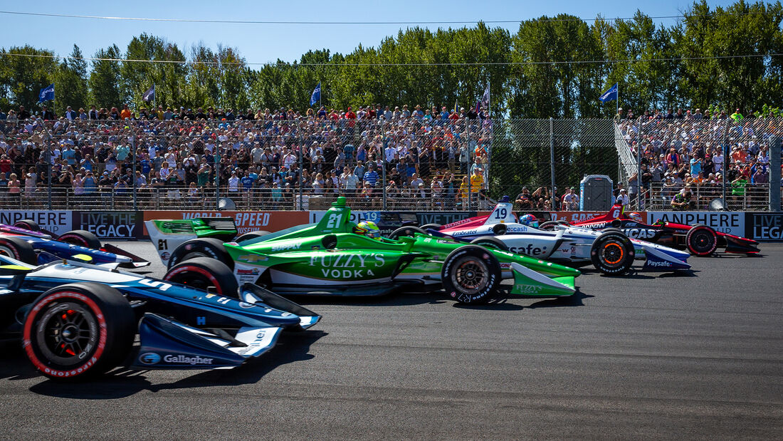 IndyCar - Portland - 2018