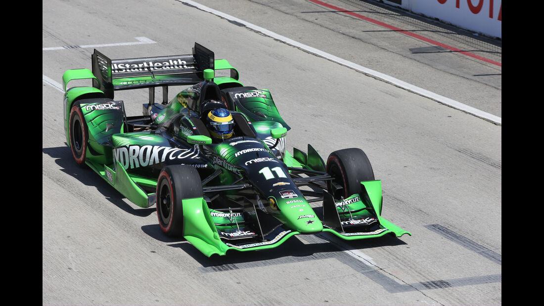 IndyCar - Technik - Chevrolet - Aerokit